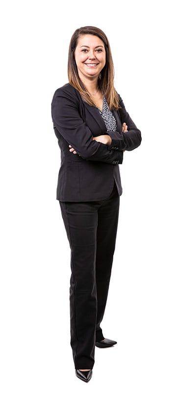 Sarah Black - Financial Consultant